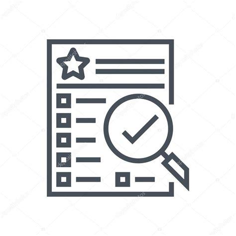 Icono de la lista de características — Archivo Imágenes ...