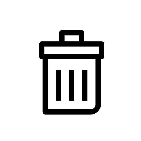 Icono La papelera de reciclaje,eliminar,quitar,reciclaje ...