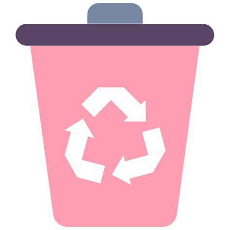 Icono Papelera de reciclaje Gratis de Office Icons