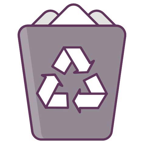 Icono Papelera de reciclaje Gratis de Office Vol.7 Icons