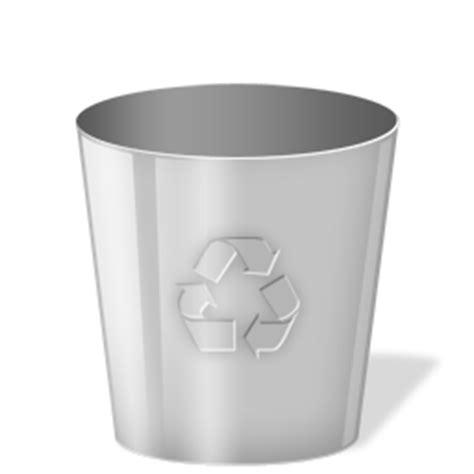 Icono Reciclaje,papelera,vacia 1 Gratis de Cristal Intense ...