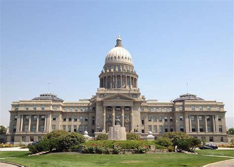 Idaho State Capitol - Wikipedia