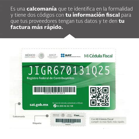 IDConline | Mi Cédula Fiscal en el RIF, una forma de ...
