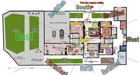 Ideal feng shui house plans   House design plans