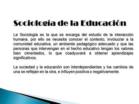 Ideas Centrales de Sociología de la Educación - ppt video ...