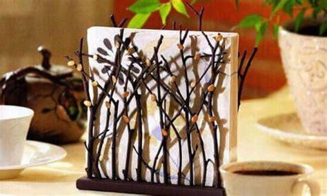 Ideas creativas para decorar con ramas: Hecho a mano y ...