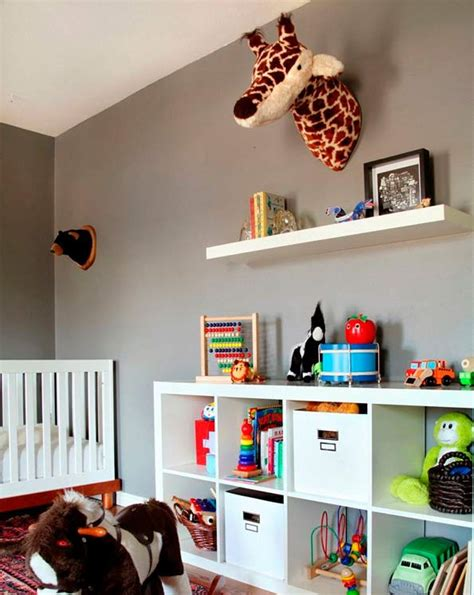 Ideas de decoración con el modelo Expedit de Ikea