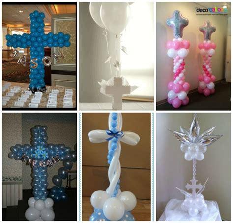 Ideas de decoración con globos para comuniones | Todo ...