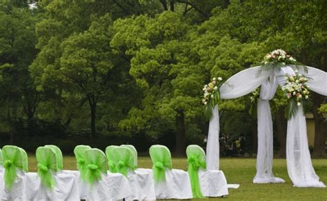 Ideas de decoración de jardines para bodas - IMujer