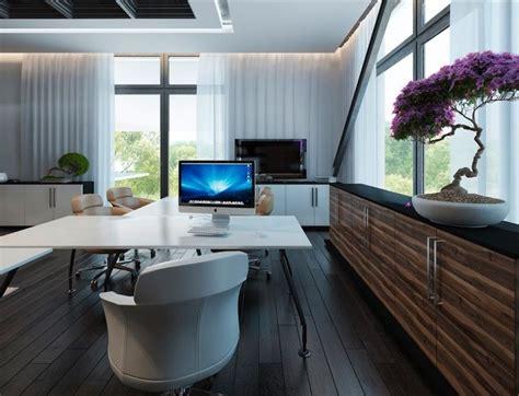 Ideas de decoración para oficinas en el hogar #106   El124