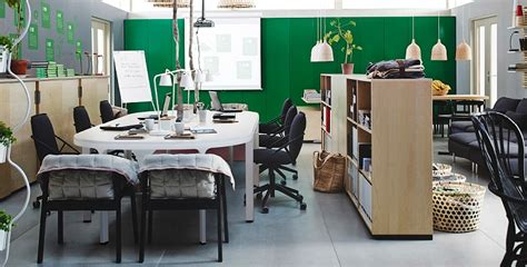 Ideas de IKEA para decorar despachos y oficinas