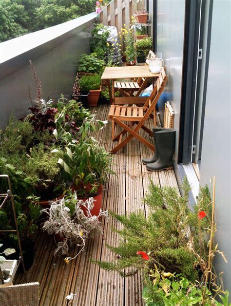 Ideas de Jardines en Balcones Pequeños Espectaculares ...