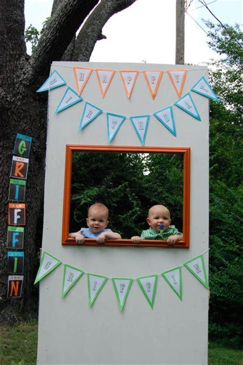 Ideas de photocall para fiestas y cumpleaños | Para el Bebé