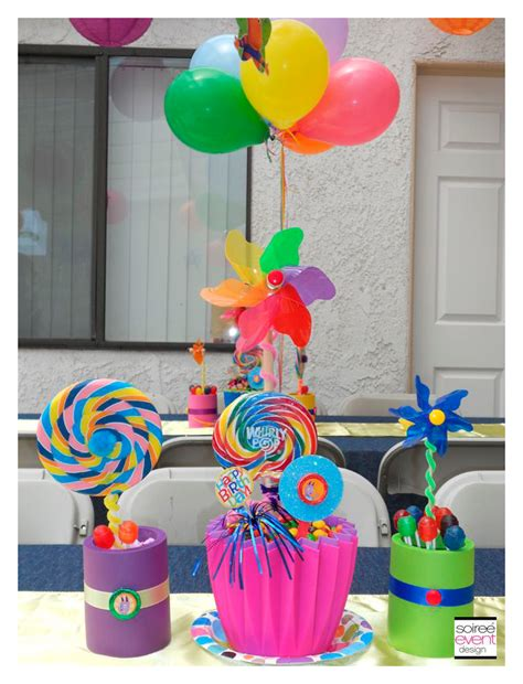 Ideas hermosas para una fiesta de cumpleaños con los ...