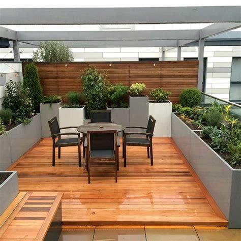 Ideas originales para decorar la terraza   50 imágenes