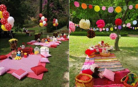 Ideas originales para fiestas al aire libre | MyM