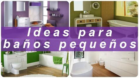 Ideas para baños pequeños - YouTube
