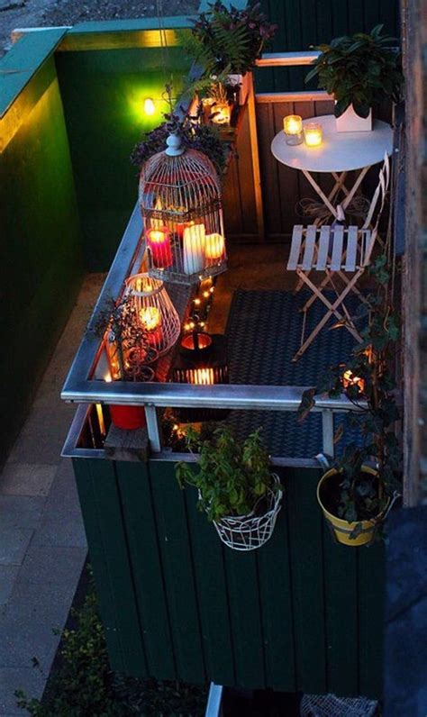 Ideas para decorar balcones pequeños - Decoración de ...