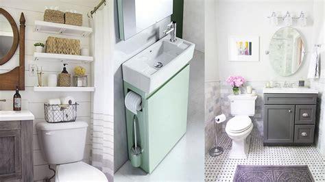 Ideas para decorar baños pequeños » MN Del Golfo