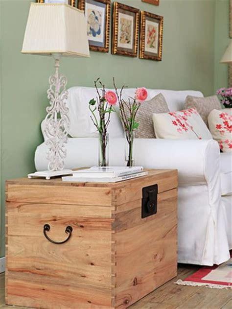 Ideas para decorar con baúles - Decoración de Interiores y ...