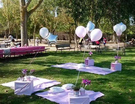 Ideas para decorar cumpleaños al aire libre | Blog SUPERMAMAS