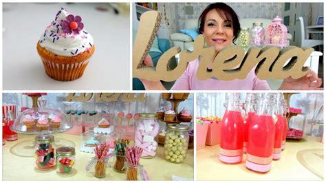 Ideas para decorar cumpleaños + sorteo   Isa ️   YouTube