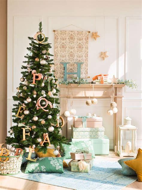Ideas para decorar el árbol de Navidad: 3 árboles, 3 ...