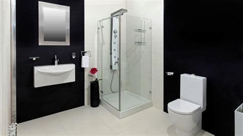 Ideas para decorar el baño en color negro   Hogarmania