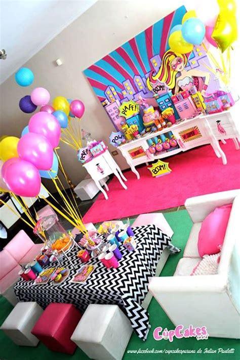 Ideas para decorar mesas de postres en fiestas infantiles ...