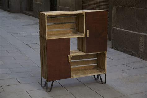 Ideas para decorar tu casa con muebles de madera reciclada