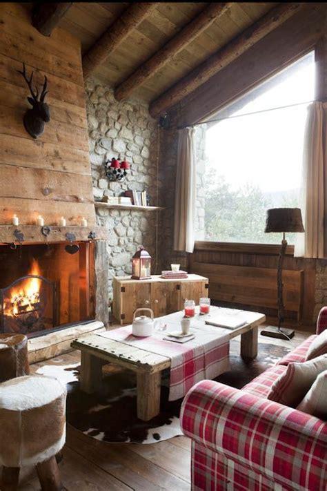 Ideas para decorar tu casa en la montaña - Tendencia Cool