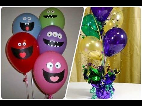 ideas para decorar tu fiesta con Globos para Fiestas ...