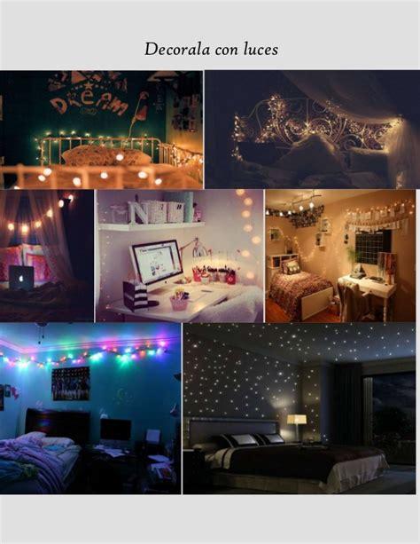 ideas para decorar tu habitacion