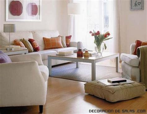 Ideas para decorar un salón pequeño