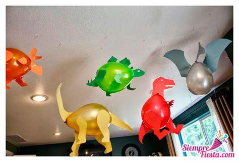 Ideas para fiesta de cumpleaños temática de Dinosaurios ...