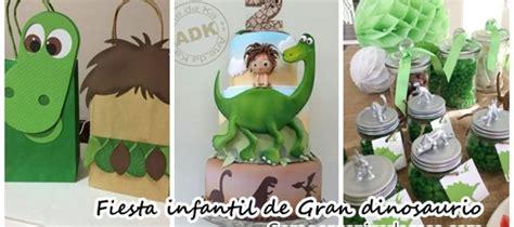 Ideas para fiestas con tema de gran dinosaurio | Curso de ...