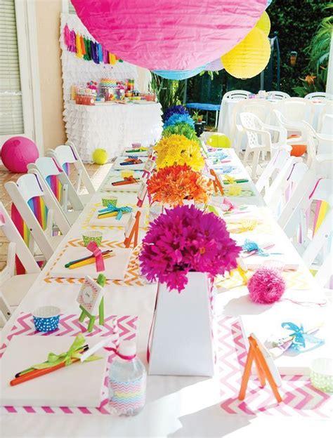 Ideas para fiestas infantiles al aire libre | Ideas ...