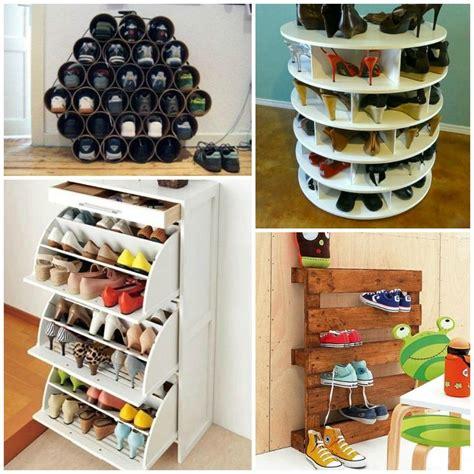 ideas para guardar zapatos. Muebles zapateros originales ...
