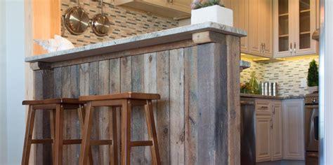 Ideas para hacer una barra de bar en casa con palets