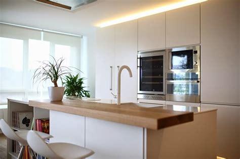 Ideas para integrar tu cocina en el comedor   decorar cocina