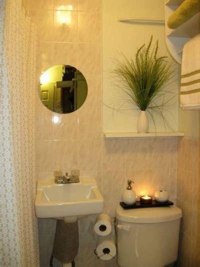 Ideas para la decoración de baños pequeños - Decoración de ...
