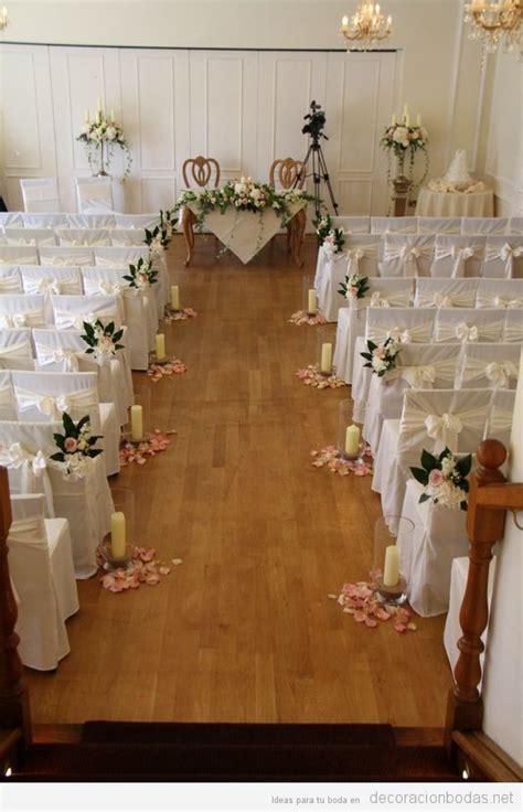 Ideas para la decoración de una boda civil bonita y con ...