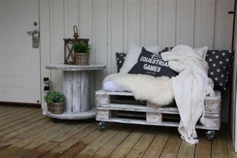 Ideas para preparar tu terraza con palets | Muebles de ...