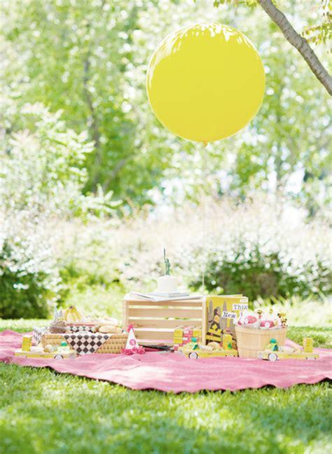 Ideas para tus fiestas al aire libre