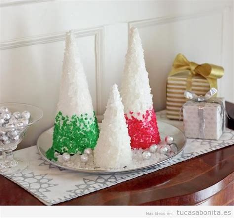 Ideas Sencillas Para Decorar En Navidad