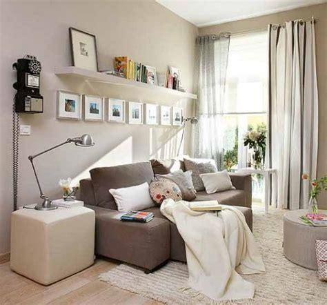 Ideias simples para decorar salas pequenas