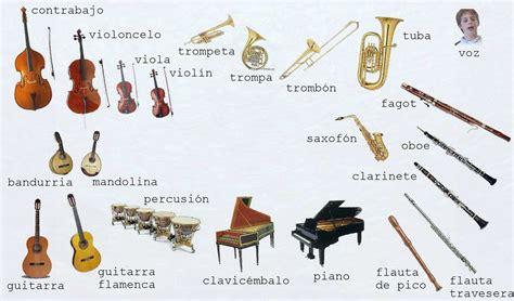 Identificación de instrumentos musicales | clase de ...