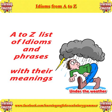 Idioms And Phrases Learning English Idioms 2017 | Autos Post