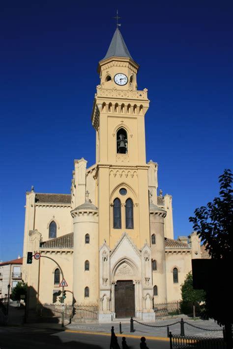 Iglesia de la Encarnación en Gabia la Grande (Las Gabias ...