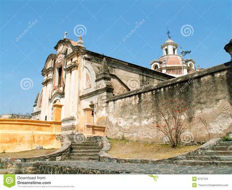 Iglesia De La Jesuita En Alta Gracia Foto de archivo ...